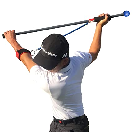 The Most Important Stretch In Golf Misig Golf Training Aid And Golf Swing Training Device Pre And Post Injury Prevention Workout Strength And