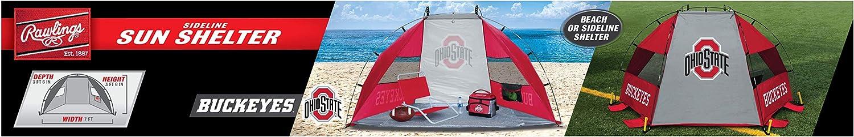 Rawlings NCAA Sideline Sun Shelter Multiple Team Options
