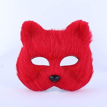 Mascaras De Disfraces De Zorro De Halloween Máscaras De Animales Y Mujeres Medias Medias Apoyos,