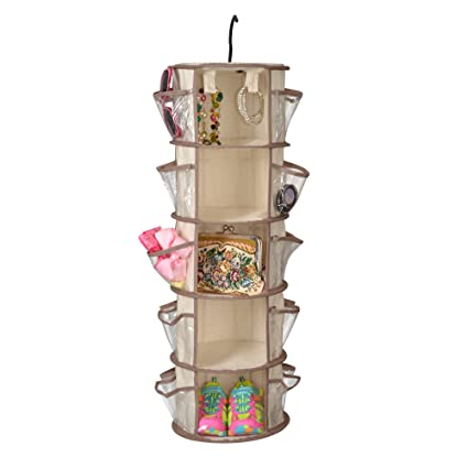 Amazoncom PROMART SMART CAROUSEL Jewelry and Accessory Organizer