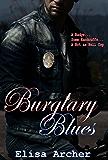 Burglary Blues (Lexie Sarcone Michael Riley Romantic Suspense Book 1)