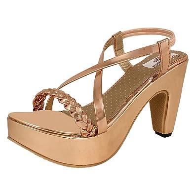 80c4241c5de AUTHENTIC VOGUE Women's Designer Pink Color Stiletto Sandal 37 EU ...