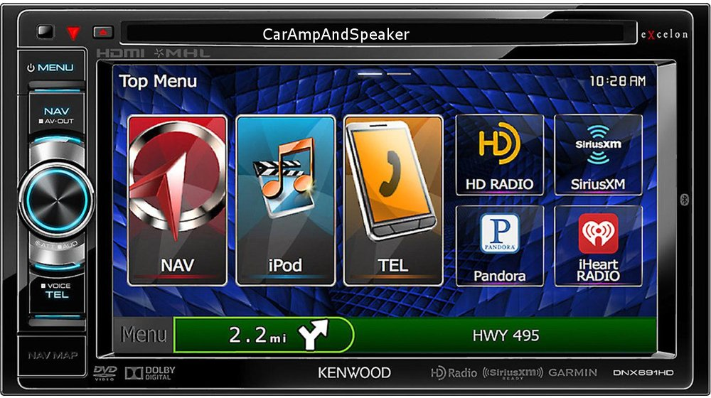 KENWOOD DNX691HD Multimedia Receiver Bluetooth Treiber Windows 7