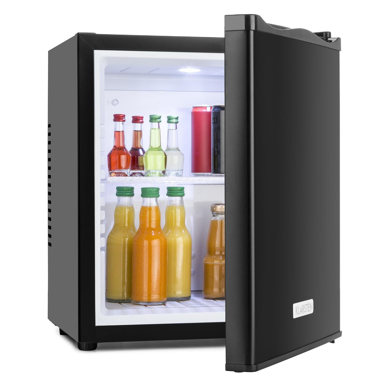 Klarstein MKS-10 Mini Kühlschrank Minibar Getränkekühlschrank (19 ...