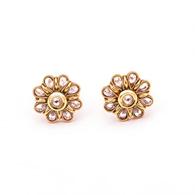 812c7d1cf74d63 Buy Mystic Collections Enticed Murmur Antique Toe Rings For Women Online at  Low Prices in India   Amazon Jewellery Store - Amazon.in