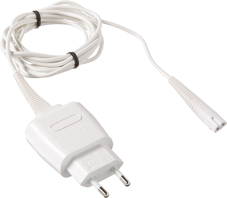 Cable de alimentacion Braun Silk Epil series 5 y 7 67030605 ...