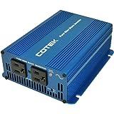 COTEK(コーテック) 正弦波インバーター 出力350W/12V 周波数50/60Hz 歪み率3%以下 SKシリーズ SK350-112
