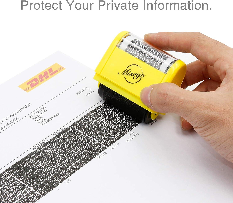 motive stamp i Information Office \u00d8 1,5cm mini stamp