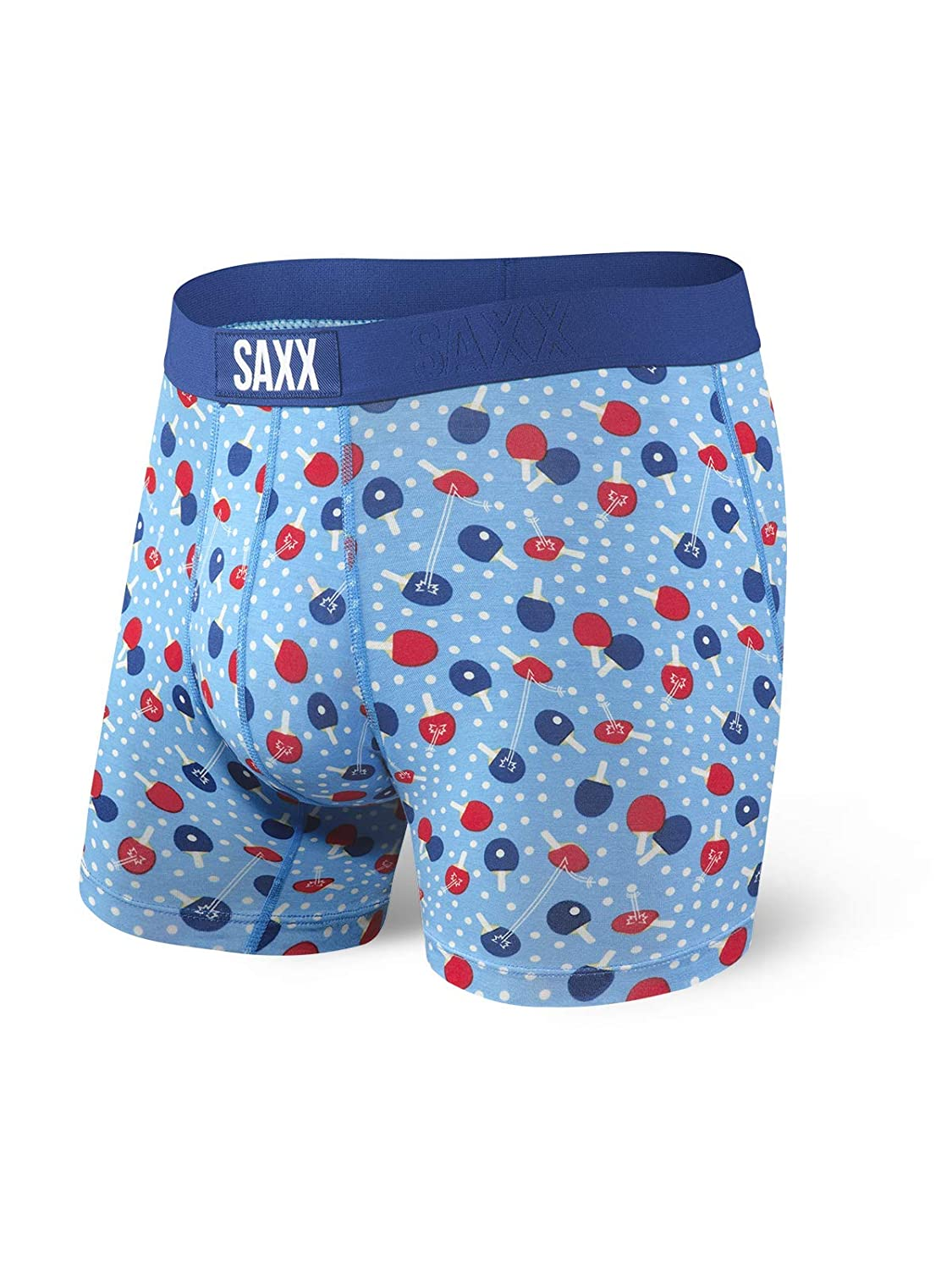 SAXX Underwear Mens Vibe Boxer Brief with BallPark Pouch