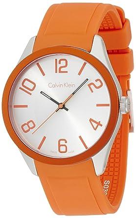 Calvin Klein Mens Quartz Watch K5E51YY6