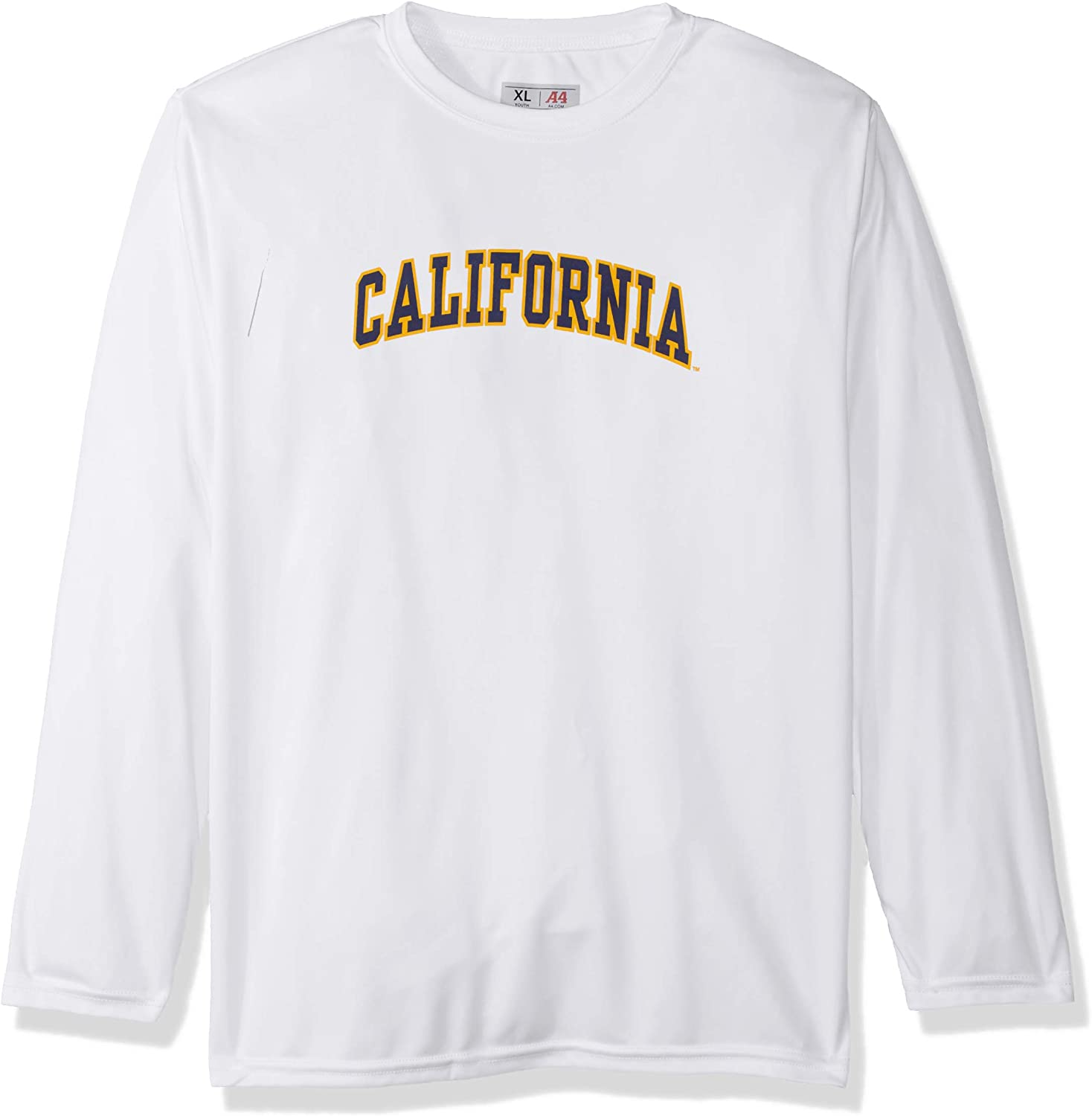 Ouray Sportswear Youth Performance L//S T