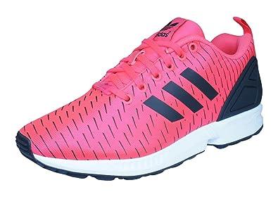 the latest 4a95d 5b312 adidas ZX Flux - Zapatillas de Deporte Mujer  Amazon.es  Zapatos y  complementos