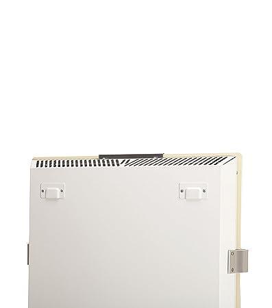 Purline ZAFIR V600T - Radiador Toallero Eléctrico de Cristal Templado y Control por App WIFI, Marrón: Amazon.es: Hogar