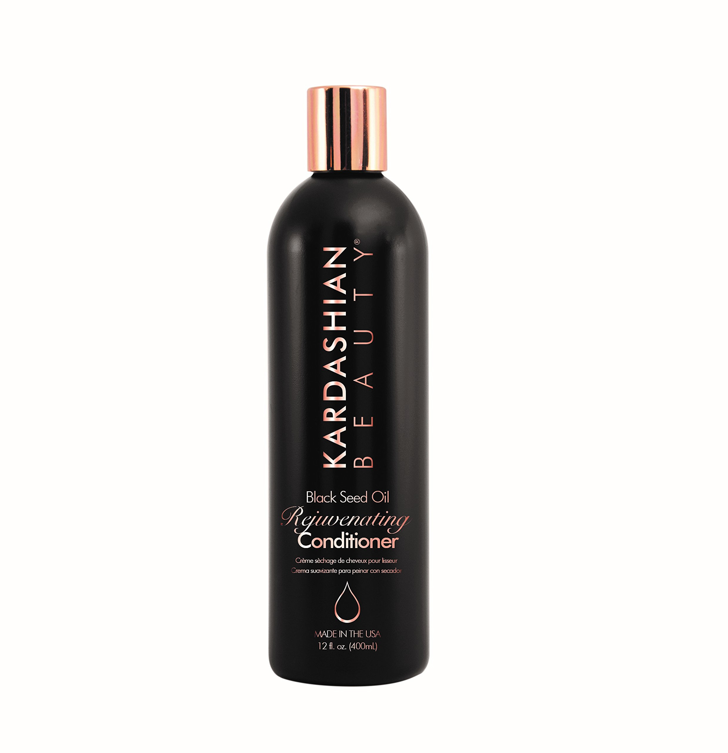 Amazon.com : Kardashian Beauty Black Seed Oil Rejuvenating Conditoner 12 ounce : Beauty