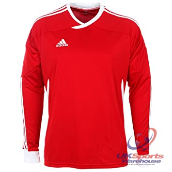 a28635b1b Tiro 11 Long Sleeve Soccer Jersey - Adult  Amazon.co.uk  Sports   Outdoors
