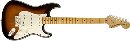Fender American Special Stratocaster, Maple Fretboard, 2 Color Sunburst