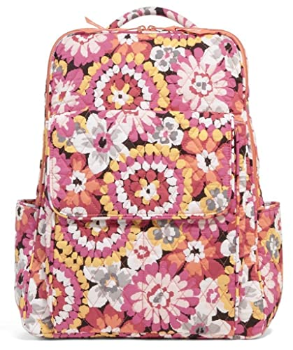 Amazon.com  Vera Bradley Ultimate Backpack 2f364a5d4009a