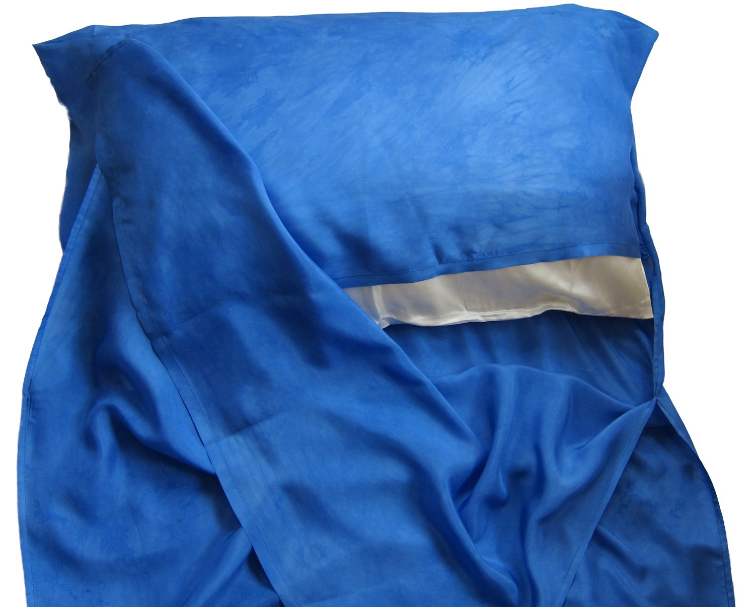 JagBag Deluxe Extra Wide Pure Silk Sleeping Bag Liner