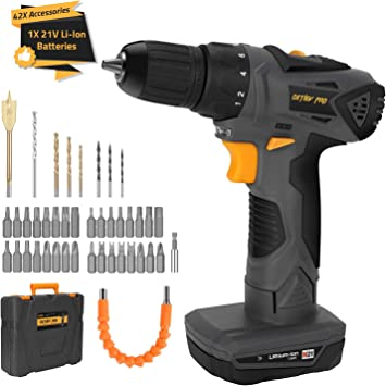 DETLEV Pro Detlev Pro US-8104 Power Drills product image 1