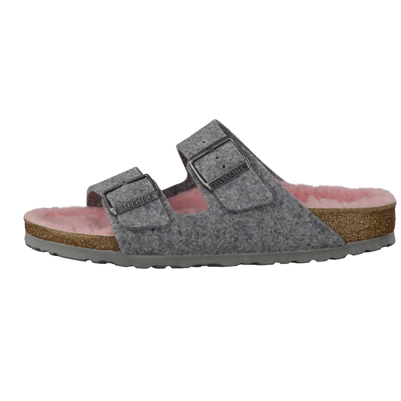 fc35191a4b91a1 BIRKENSTOCK Arizona Damen Pantoletten  Amazon.de  Schuhe   Handtaschen