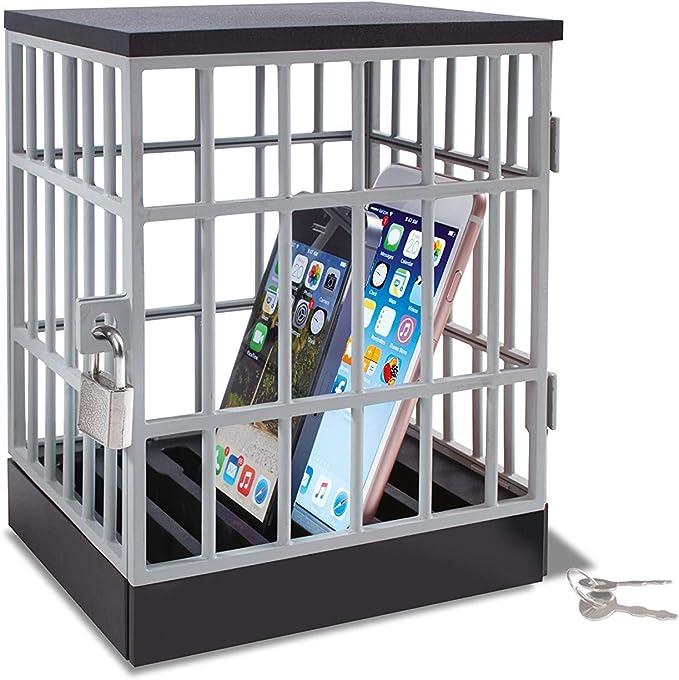 Guilty Gadgets - Caja de Seguridad para teléfono móvil: Amazon.es: Electrónica