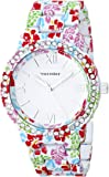 Vernier Women's VNR11168P Rhinestone-Accented Watch