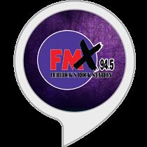 Lubbock's Rock Station, 94.5 FMX