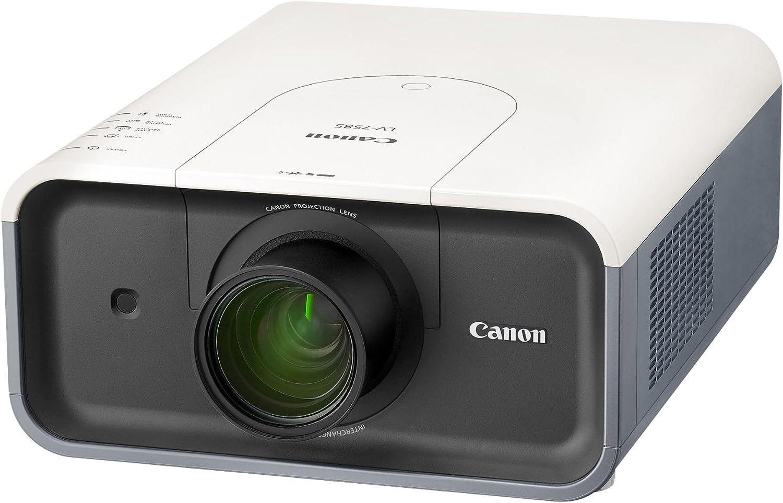 Canon LV-7585 - Proyector, 6500 Lúmenes del ANSI, LCD, XGA ...