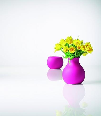 Amazon Rubber Vase Pink Large Decorative Vases Kitchen Dining