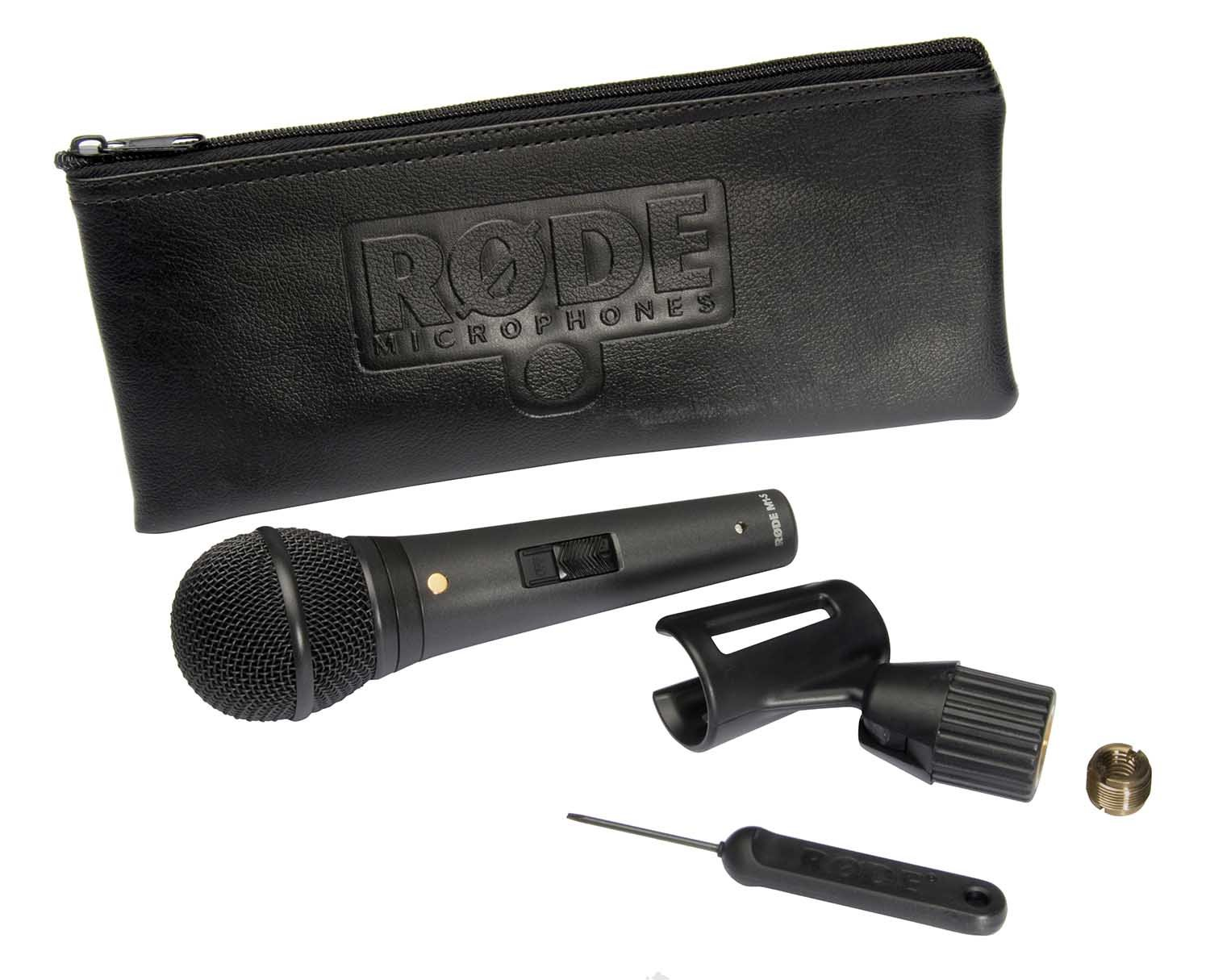 Rode M1S Dynamic Microphone