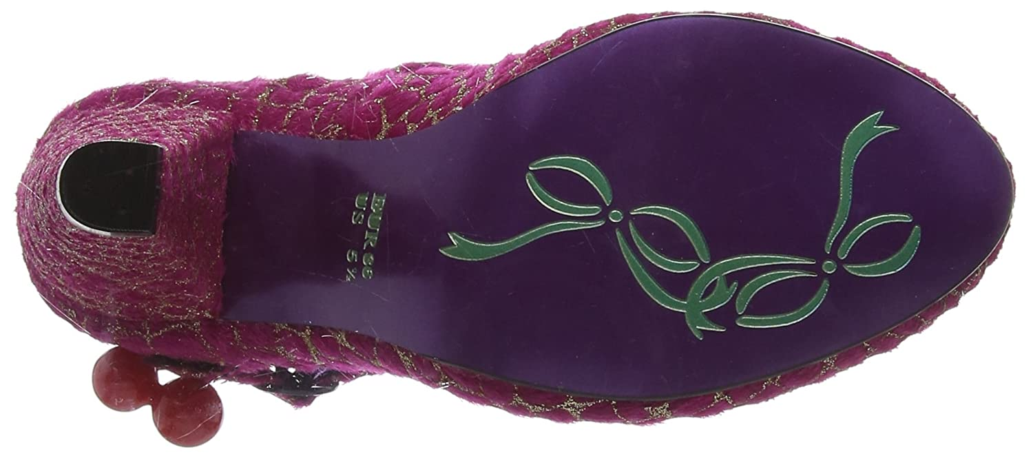 Poetic Licence by by by Irregular Choice The Right Stripes, Mary Jane Donna | Materiali Di Alta Qualità