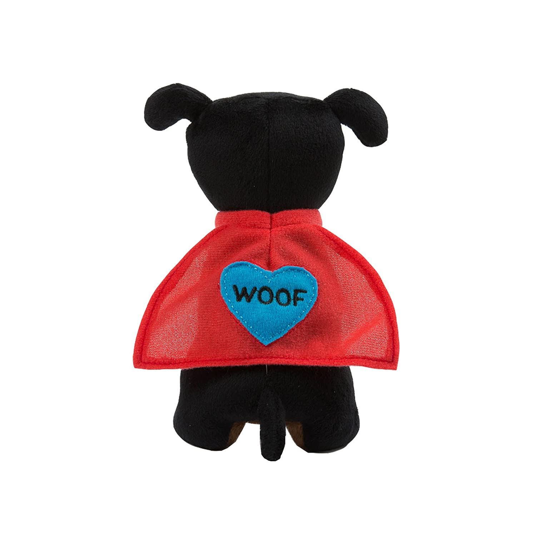 Inc North American Bear Company Todd Parr Dog Plush 6720 Tan//White North American Bear Co