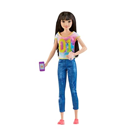 9333be24 Amazon.com: Barbie Babysitters Inc. Doll: Toys & Games