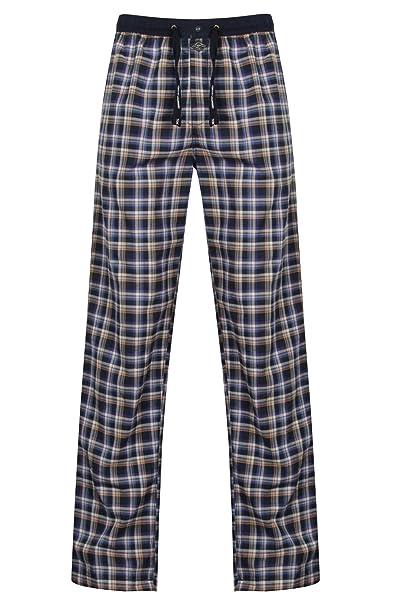 Tokyo Laundry - Pantalón de Pijama - Relaxed - para Hombre Azul Violet Blue Talla-