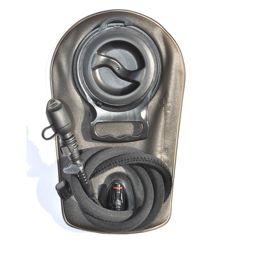 QAR 1.5L Braun Bergsteigen Reiten Sport Wassersport Wasserbeutel hydratisierte Tasche