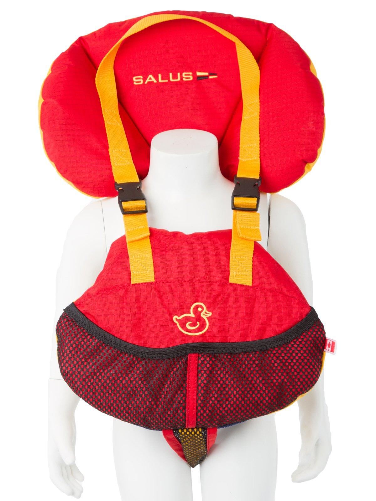 Salus Bijoux Baby Vest - Red by Salus (Image #7)