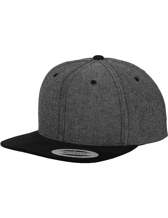 Flexfit Mütze Chambray-suede Snapback - Gorra de náutica 356d5fe45ac