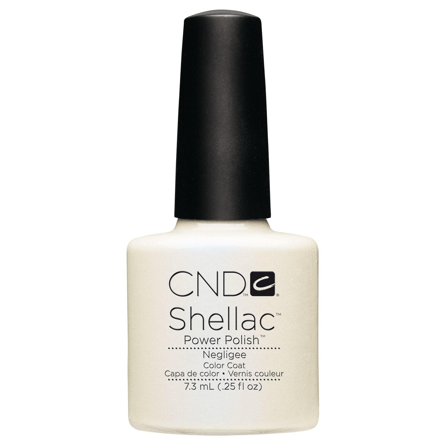 Amazon.com: CND Vinylux Weekly Nail Polish, Negligee, .5 oz: Luxury ...