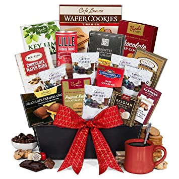 Image Unavailable. Image not available for. Color Coffee and Chocolates Gift Basket Premium  sc 1 st  Amazon.com & Amazon.com : Coffee and Chocolates Gift Basket Premium : Gourmet ...