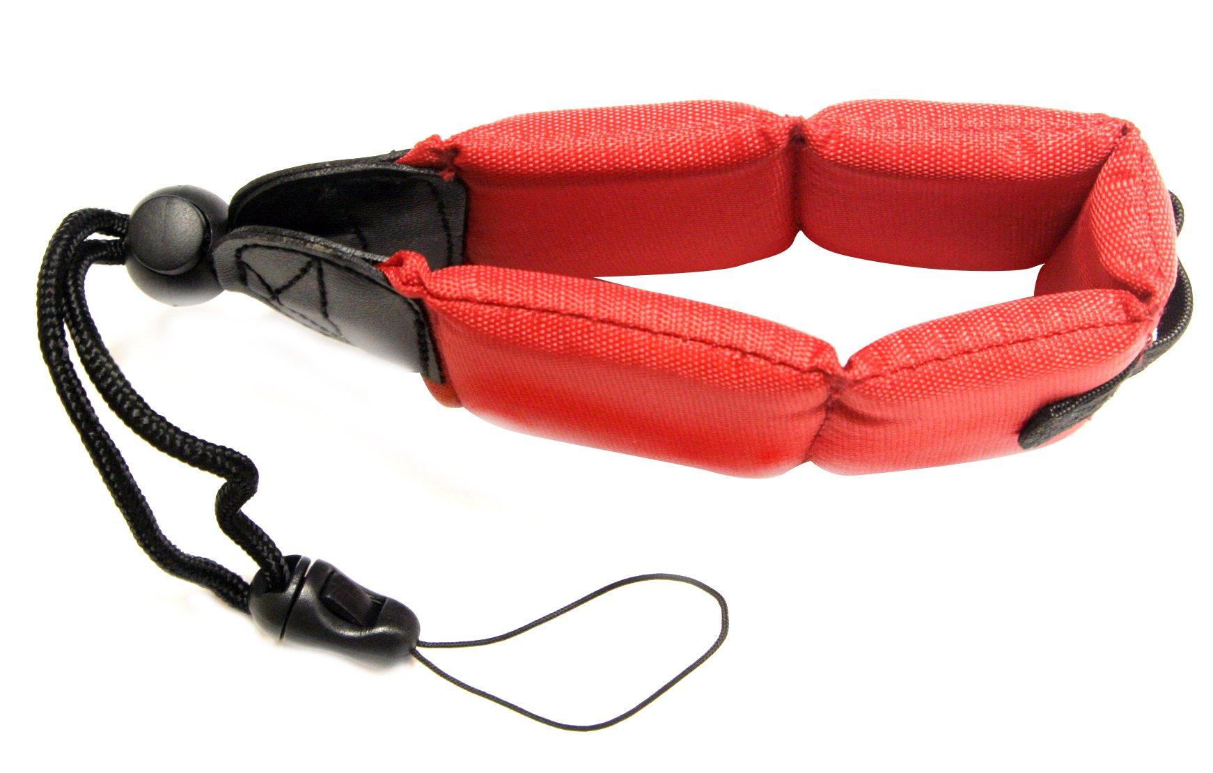 Intova Camera Flotation Strap - Red