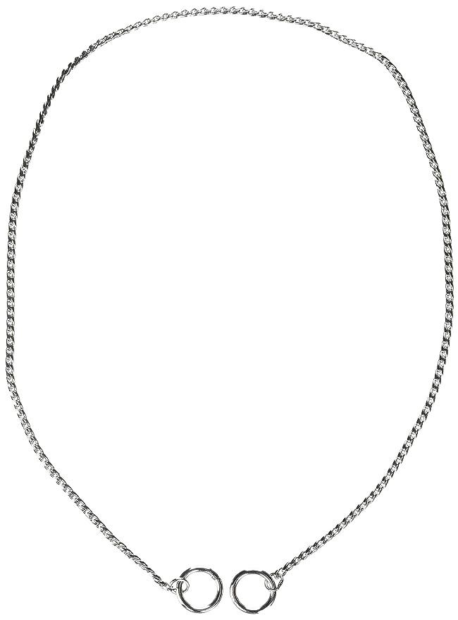 Amazon Com Guardian Gear X Fine Chrome Snake Chain Dog Collar 14