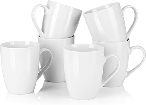 Kaffee Becher Set 2 teilig Serie Wei/ßt du eigentlich