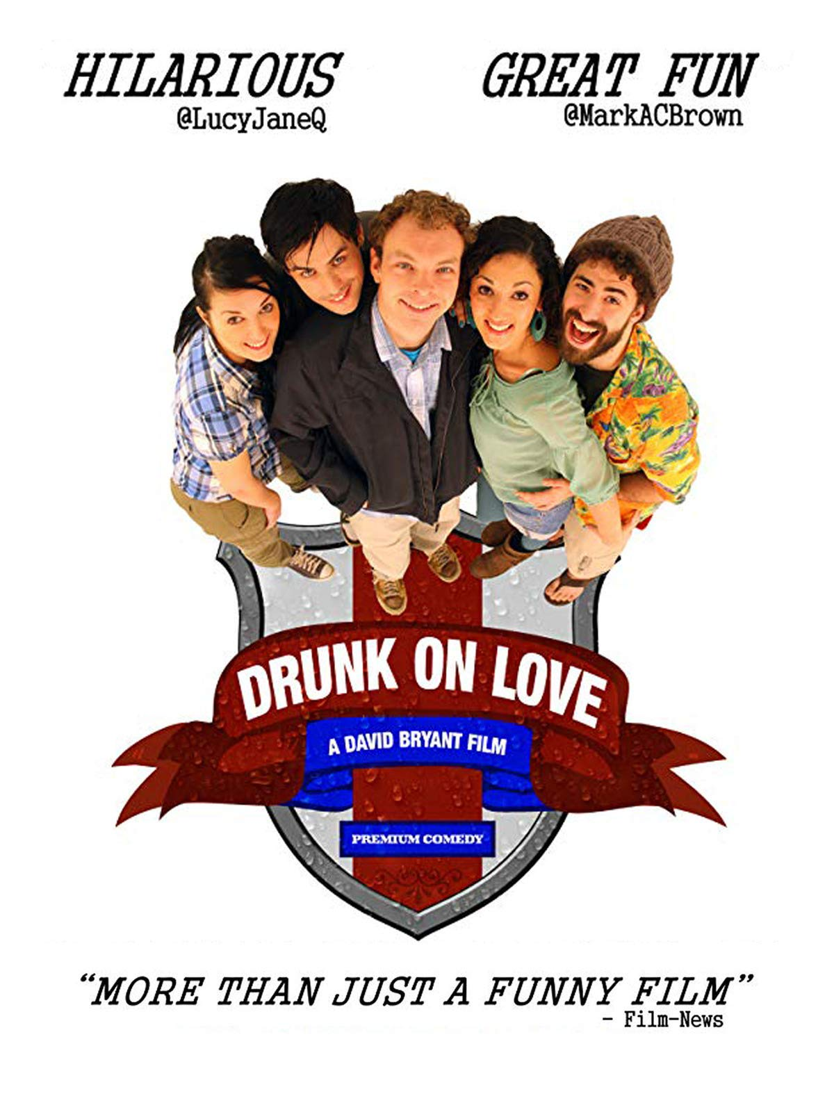 Drunk On Love on Amazon Prime Video UK
