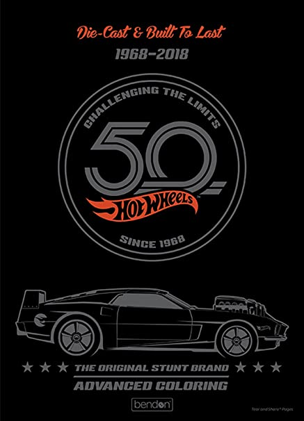 Amazon.com: Hot Wheels 10th Anniversary 10-10 10-Page Advanced ...