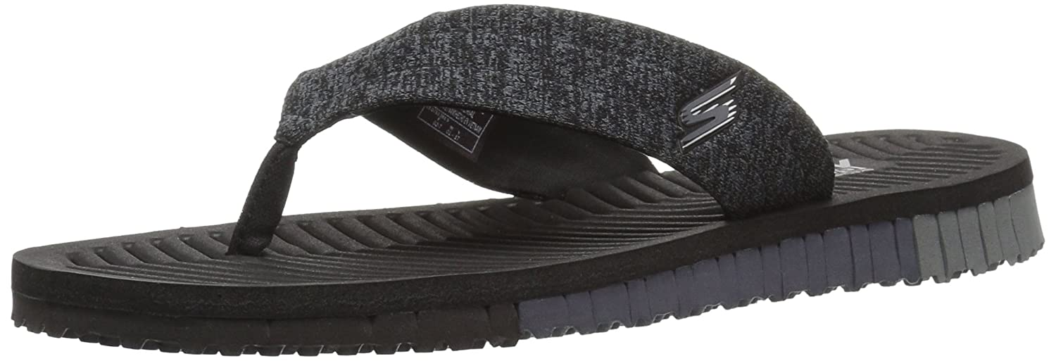 e9318e84a9a0 Skechers Go Flex Solana Women Summershoes Sandal Black  Amazon.co.uk  Shoes    Bags