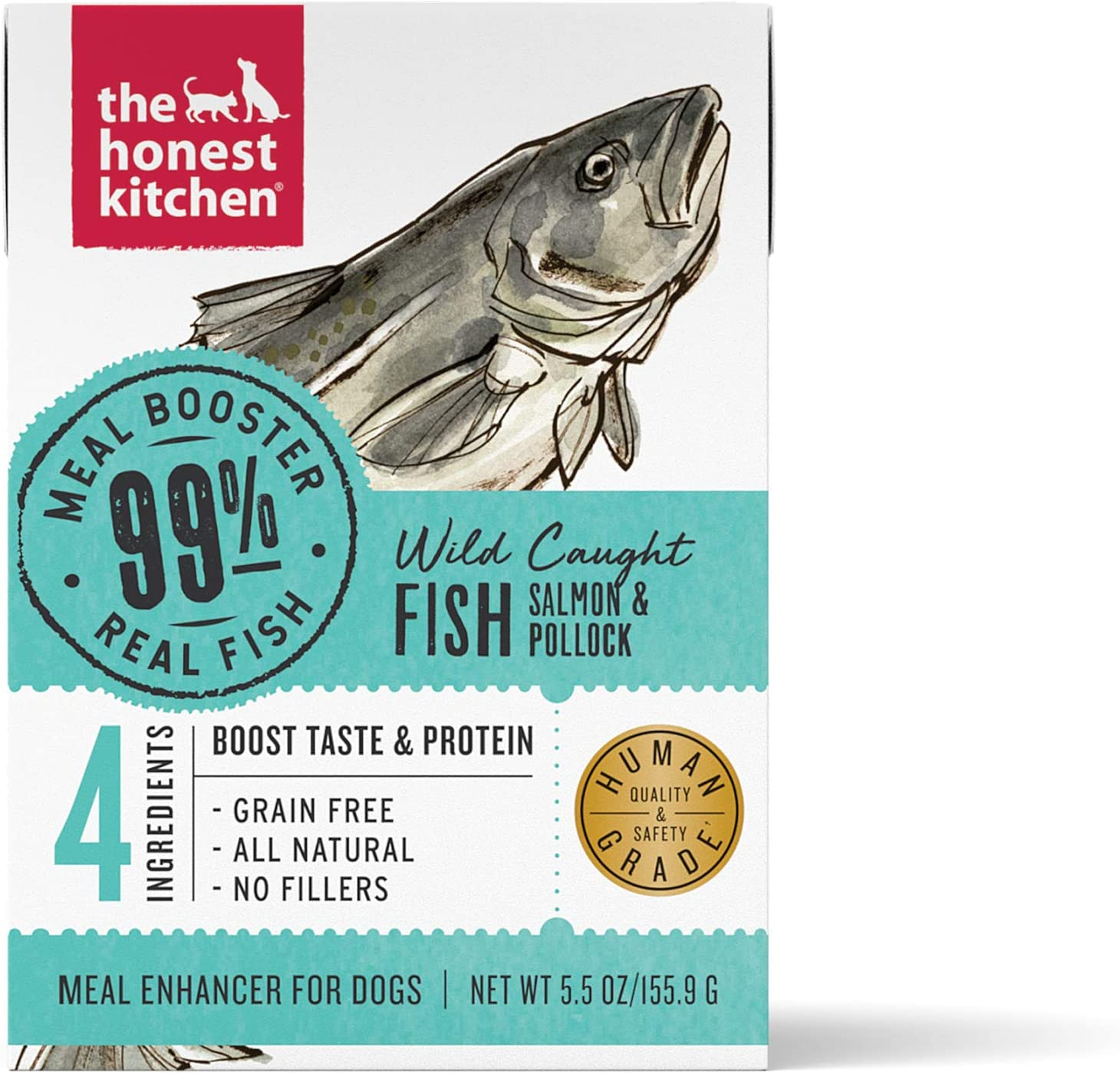 Honest Kitchen Meal Booster