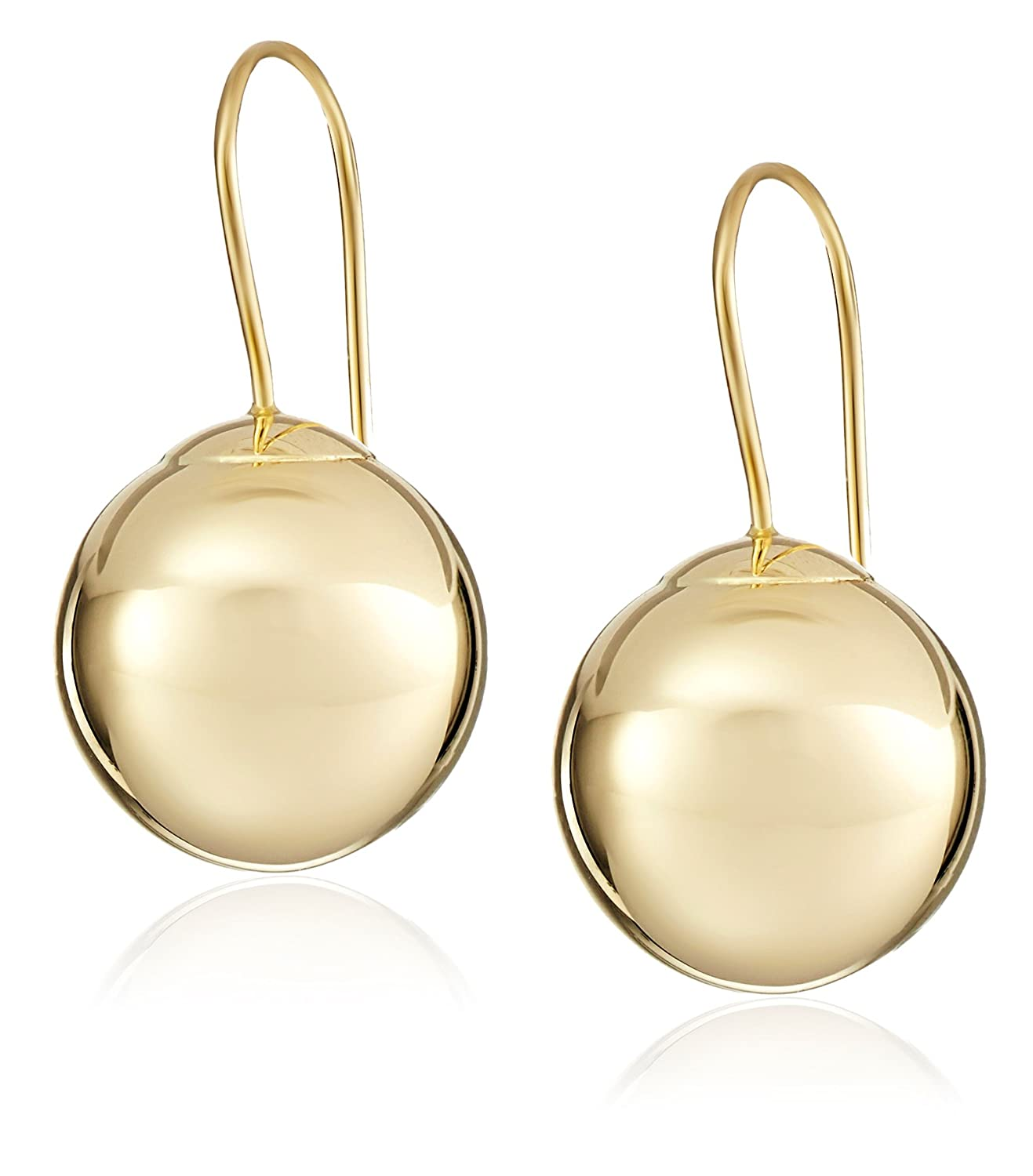 gold earrings sierra designs xnzycjy qvc by italian