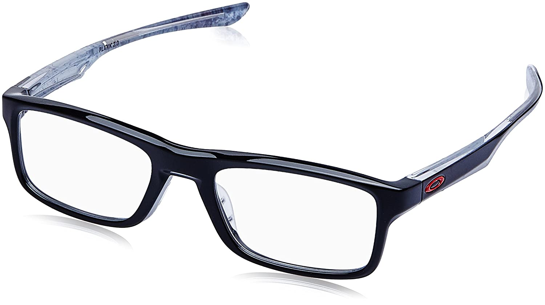 326e526836 Amazon.com  Eyeglasses Oakley Frame OX 8081 808102 POLISHED BLACK  Shoes