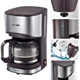 220V 550W High Performance Automatic Home Mini Coffee Grinder Shredder Muller Machine With Transparent Funnel For Grinding Coffee Tea