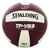 Spalding TF-VB3 Maroon/White